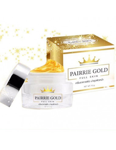 Pairrie Gold cream