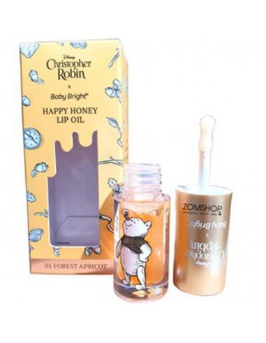 Karmart Baby Bright Disney Christopher Robin Happy Honey Lip Oil
