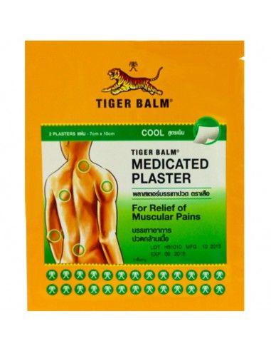 тигровый пластырь холодный Tiger Balm