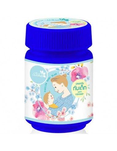 тайский бальзам для детей Parisa Baby Balm