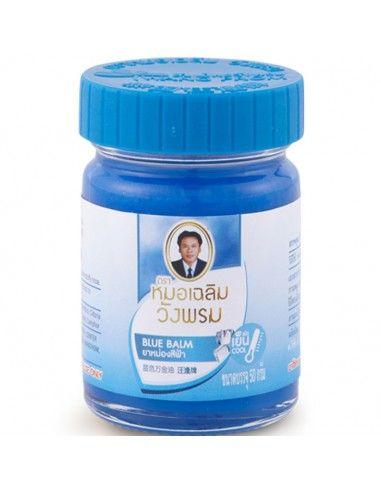 синяя мазь от варикоза Таиланд Wangprom