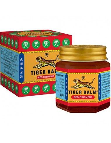 Tiger Balm Red красный тигровый бальзам