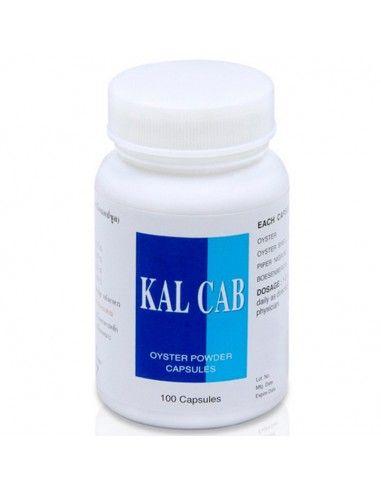 Kal Cab устричный кальций из Таиланда