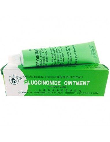Fluocinonide ointment, Флуоцинонидная мазь