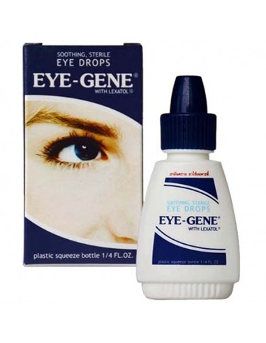 Eye-Gene Eye Drops капли для глаз